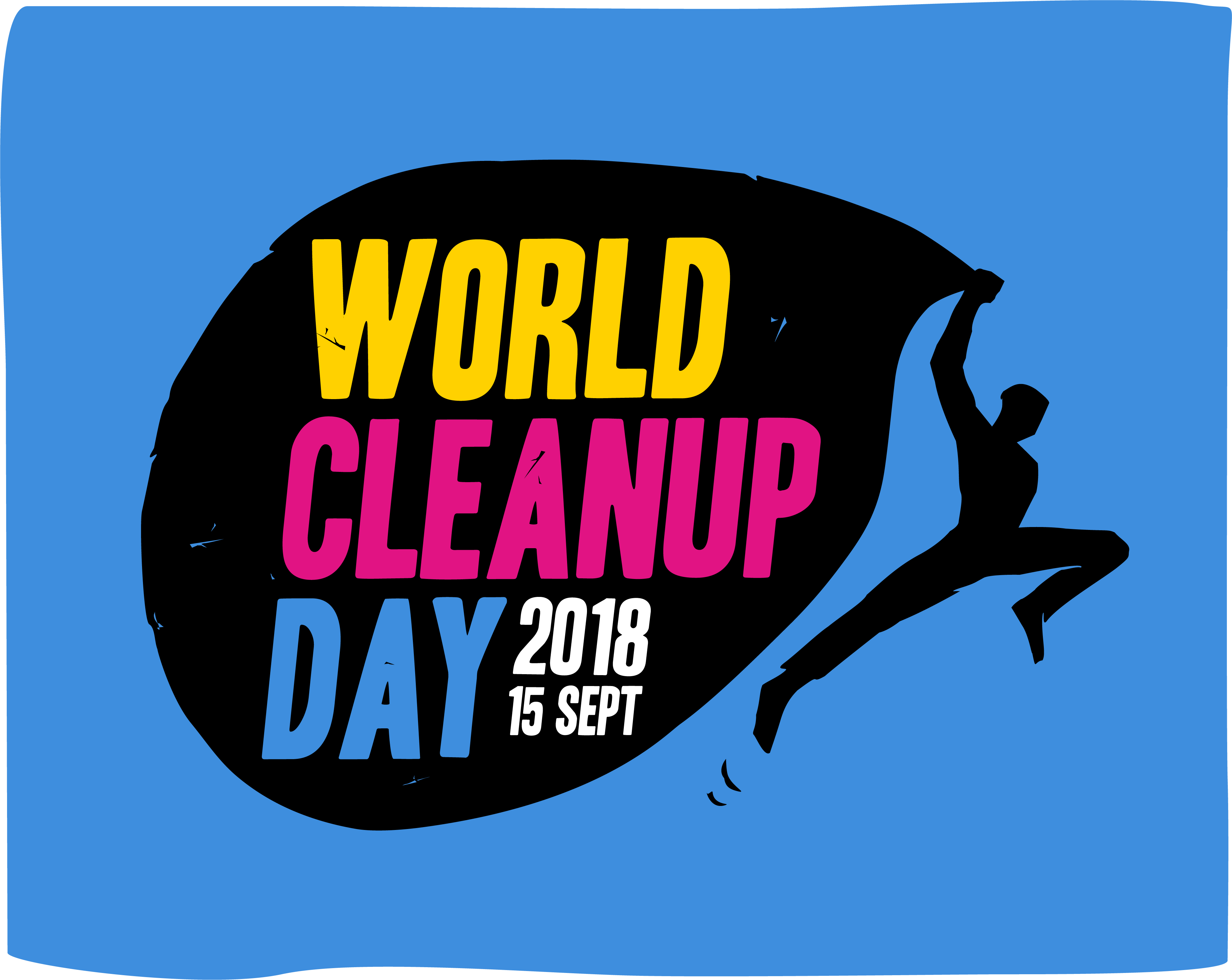 Made in local participe au  World Clean Up Day ! Et vous ?