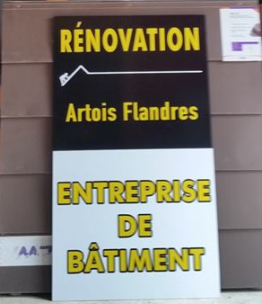 Rénovation Artois Flandres